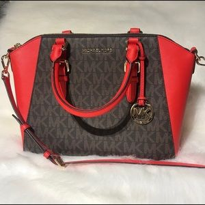 Michael Kors large Ciara bag